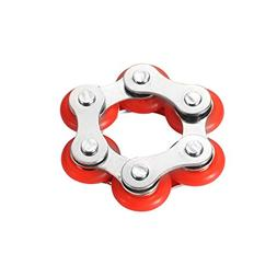 Bike Chain Roller Fidget Toy Stress Reducer for ADD ADHD Anx