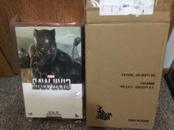 Hot Toys Black Panther MM363 Captain America Civil War