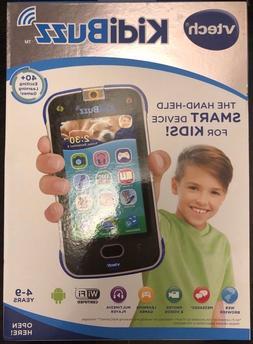VTech Blue KidiBuzz Hand Held Smart Device Kidi Buzz Kids Bo