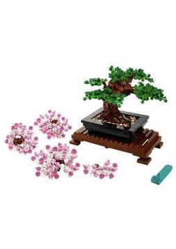 LEGO Bonsai Tree 10281 Building Kit Brand New In Hand Ready
