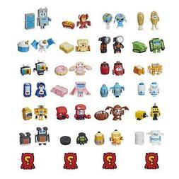 Transformers BotBots Toys Series 1 Jock Squad 8-Pack -- Myst