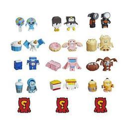 Transformers BotBots Toys Series 1 Sugar Shocks 5-Pack -- My