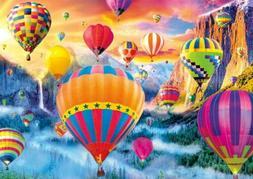 Buffalo Games - Vivid Collection - Balloon Valley - 300 Larg