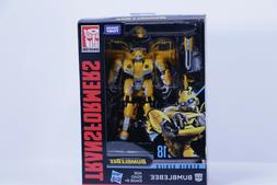 BUMBLEBEE #18 Transformers Movie Studio Deluxe Class Classic