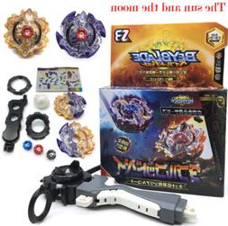 Burst Beyblade Sun/Moon Double God B-00 01 DUO ECLIPSE With