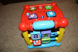 VTech Busy Learners Activity Cube Interactive Toy
