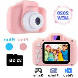 Children Gifts for 3 4 5 6 7 8 Year Old Girls, Camera for Ki