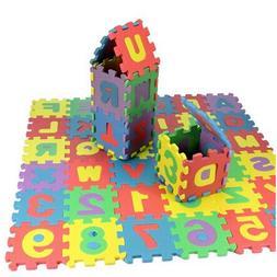 children mini EVA Foam Alphabet Letters Numbers Floor Soft B