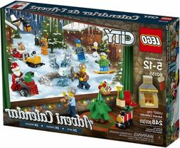 LEGO 6174567 City Advent Calendar 60155 Building Kit