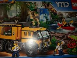 LEGO City JUNGLE MOBILE LAB 60160 FACTORY SEALED Toy Kids 42