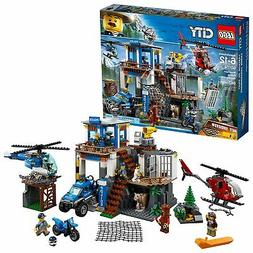 LEGO City Mountain Police Headquarters 60174 Building Kit