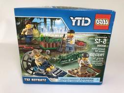 LEGO City Police Swamp Police 60066
