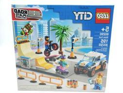 LEGO City Skate Park 60290 Building Kit  FACTORY SEALED! New