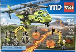 Lego City Volcano Supply Helicopter **New in Factory Sealed