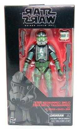 Clone Commander Gree Star Wars The Black Series 6 Inch Actio