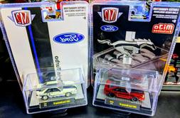 M2 Machines Cobra Twin Turbo 1987 Ford Mustang GT Set MJ Toy