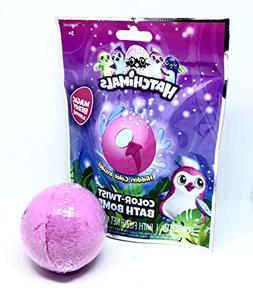 Hatchimals color-twist kids Bath Bomb fizzie - 1 pack