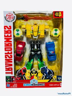 Transformers Combiner Forces Team Ultra Bee Robots In Disgui
