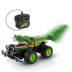 Advanced Play Cool Dinosaur Remote Control Toy Car for Kids