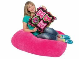 ALEX Toys Craft Giant Knot and Stitch Pillow Kit NEW in Seal