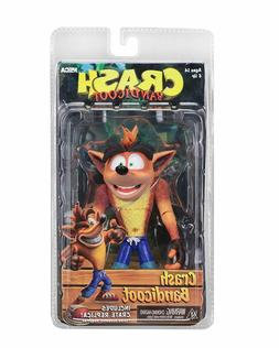 Neca Crash Bandicoot Collectible Action Figure Toy Kids Game