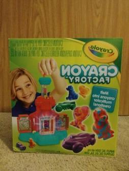 Crayola Crayon Factory Art Tool Electronic Kids Toys Boys Gi