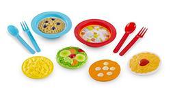 Melissa & Doug Create-A-Meal Fill Em Up Bowls  - Play Food a