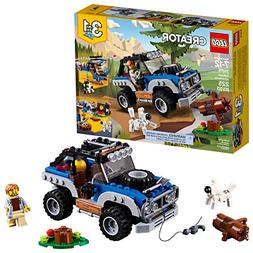 LEGO Creator 3in1 Outback Adventures 31075 Building Kit