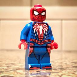 LEGO Custom UV Printed SDCC 2019 Inspired PS4 Spider-Man Min