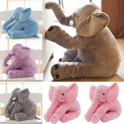 Cute Pillow Elephant Children Soft Plush Toy Doll Baby Kids