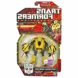 cybertronian bumblebee transformers generations deluxe class