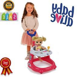 Hauck D99691 Baby Alive Doll Walker, Toy