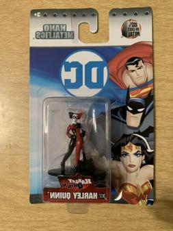 DC Nano MetalFigs Harley Quinn Figure DC17 New 2017 Jada Toy