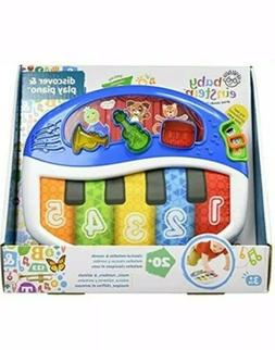 Baby Einstein Discover & Play Piano Musical Keyboard Toy NEW