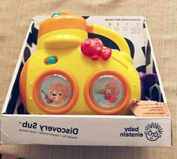 Baby Einstein Discovery Sub Musical Toy Ages 6 Months & Up N