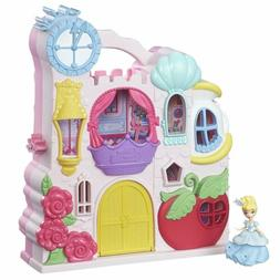 Disney Princess Little Kingdom Play 'n Carry Castle Playset