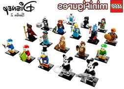 Lego Disney Series 2 Sealed Box Case of 60 Minifigures 71024