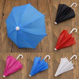 "DIY Toys Multicolor 18""  Girl Doll Umbrella Kids New Doll Ac"