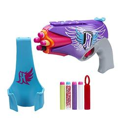 Dk343 Nerf Rebelle Secrets and Spies 4Victory Blaster dual w