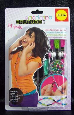 Do-it-Yourself Wear Wrap Around Earphones Earbuds ALEX Toys