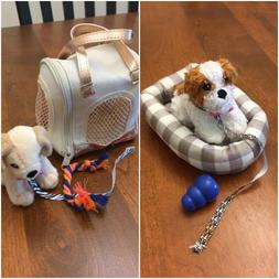 Doll PET ACCESSORIES~U CHOOSE~ Bed~Dog~Toys~Carrier American