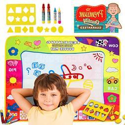 Doodle Mat Magic Mats Water Drawing Mat Pad Toddler Toys Kid