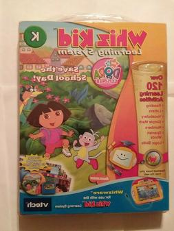DORA Save The School Day ! Whizware for Whiz Kid Learning Sy