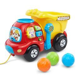 VTech Drop & Go Dump Truck Construction- Vehicle Toy