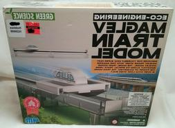 4M Eco-Engineering Maglev Train Model Science Kit Educationa