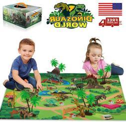 Educational Dinosaur Toys for Kids Age 2 3 4 5 6 7 8 Year Ol