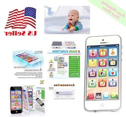 Educational Electronic Learning Toy Toddler Baby iPhone Gift