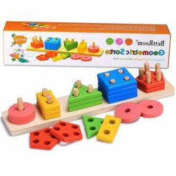 Educational Toddler Toys For 1 2 3 4 5 Year Old Boy Girls St