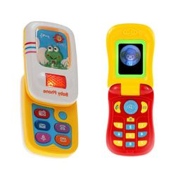Electronic Toys Kid Cellphone Telephone Educational Early To