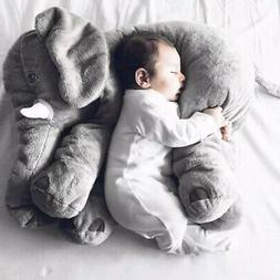Elephant Doll Pillow Cute Soft Plush Toy For Children Baby K